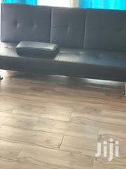 A 3 Seater Leather Sofa | Furniture for sale in Greater Accra, East Legon