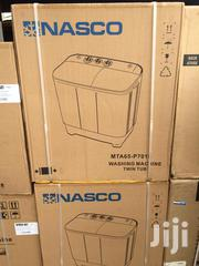 Plastic Made Nasco 6.5 Kg Wash and Spin Washing Machine | Home Appliances for sale in Greater Accra, Asylum Down