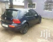 Volkswagen Golf 2005 4 1.6 Blue | Cars for sale in Western Region, Juabeso
