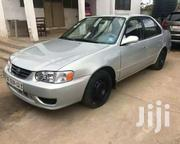 Toyota Corolla 2002 1.6 Break Automatic Silver | Cars for sale in Western Region, Juabeso