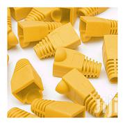 200pcs Modular RJ45 Cat6 Cat5 Network Cable Boot Strain Cover Caps | Computer Accessories  for sale in Greater Accra, Tema Metropolitan