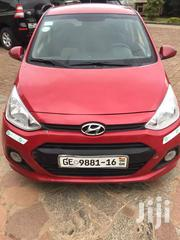 Hyundai i10 2009 1.1 Red | Cars for sale in Eastern Region, Kwahu North