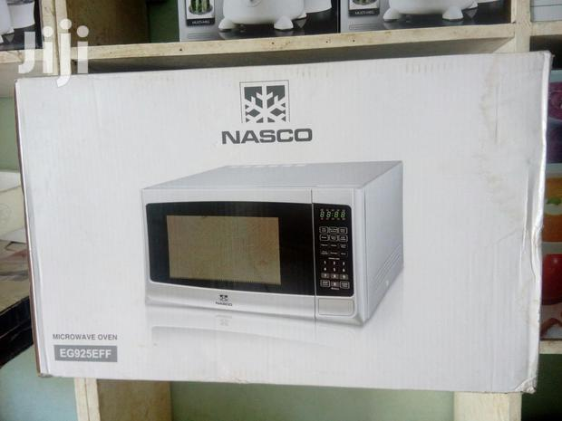 New Nasco Microwave
