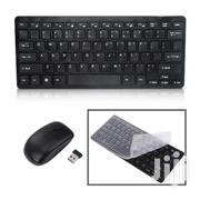 White Label Mini Wireless Keyboard and Mouse Set - Black | Computer Accessories  for sale in Greater Accra, Korle Gonno