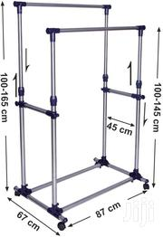 Double Poles Cloth Hanger | Furniture for sale in Greater Accra, Agbogbloshie
