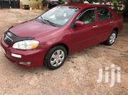 Toyota Corolla 2007 1.8 VVTL-i TS Red | Cars for sale in Ashanti, Kumasi Metropolitan