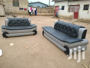 Anoited Leather Sofa | Furniture for sale in Greater Accra, Kanda Estate