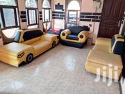 Car Designed Leather Sofa Chairs | Furniture for sale in Greater Accra, Nungua East