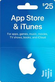 $25 iTunes Gift Card US Store | Accessories for Mobile Phones & Tablets for sale in Greater Accra, Accra new Town