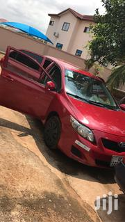 Toyota Corolla 2010 Red | Cars for sale in Greater Accra, Adenta Municipal