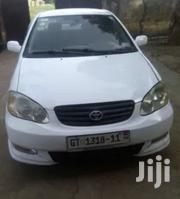 Toyota Corolla 2005 1.8 TS White | Cars for sale in Upper East Region, Builsa