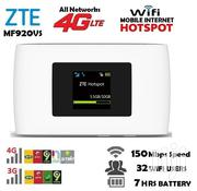 Universal ZTE 4G Mifi With LCD Screen Display | Computer Accessories  for sale in Greater Accra, Kokomlemle