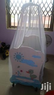Baby Cot With Mosquito Net For Sale | Children's Furniture for sale in Greater Accra, Ga South Municipal