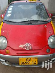 Daewoo Matiz 2003 1.0 Red | Cars for sale in Eastern Region, Yilo Krobo