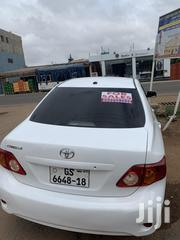 Toyota Corolla 2009 1.8 Exclusive Automatic White | Cars for sale in Greater Accra, Teshie-Nungua Estates