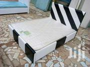 Peomotional Bed With Matress for Sell Now | Furniture for sale in Greater Accra, Kotobabi