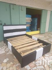Promo Double Bed for Sell With Free Delivery. | Furniture for sale in Greater Accra, Kokomlemle