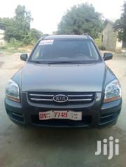 Kia Sportage 2008 Silver | Cars for sale in Ashanti, Bosomtwe