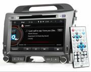 Kia Sprtage 2010/2014 DVD Multimedia Touch Screen | Vehicle Parts & Accessories for sale in Greater Accra, Dansoman