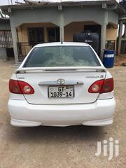Toyota Corolla 2006 1.6 VVT-i White | Cars for sale in Brong Ahafo, Pru