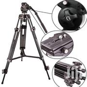 1.8M / 6.2ft Professional Heavy Duty Video Camcorder Tripod Camera | Photo & Video Cameras for sale in Greater Accra, Accra Metropolitan