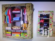 Wardrobe Covered Shoe Rack | Furniture for sale in Greater Accra, Accra Metropolitan