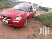 Chrysler Neon 2001 LE Automatic Red   Cars for sale in Greater Accra, Adenta Municipal