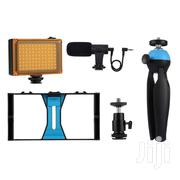 Puluz 4 in 1 Live Broadcast Video Rig KIT Blue | Cameras, Video Cameras & Accessories for sale in Greater Accra, Achimota