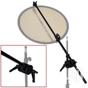 Collapsible Photo Reflector Boom Arm Holder Bracket + Swivel Head | Photo & Video Cameras for sale in Greater Accra, Accra Metropolitan