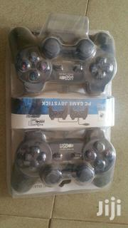 Double Usb Game Control for PC | Video Game Consoles for sale in Northern Region, Tamale Municipal
