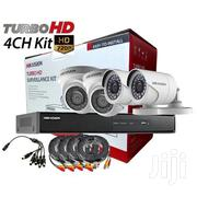 Hikvision CCTV Cameras 4 Channel Full Set 1080p | Cameras, Video Cameras & Accessories for sale in Greater Accra, East Legon