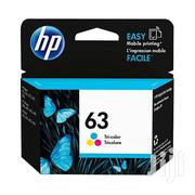 HP 63 Original Ink Cartridge - Tri-Color | Computer Accessories  for sale in Greater Accra, Korle Gonno