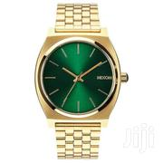 Nixon Time Teller Gold With Green Dial | Watches for sale in Ashanti, Kumasi Metropolitan