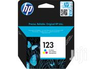 HP 123 Original Ink Cartridge - Tri-Colour | Computer Accessories  for sale in Greater Accra, Korle Gonno