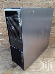HP Workstation Z600 1T Hdd Xeon 16gb Ram | Laptops & Computers for sale in Greater Accra, Kwashieman
