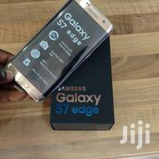 Original Samsung Galaxy S7 Edge Gold 32 GB | Mobile Phones for sale in Greater Accra, Odorkor