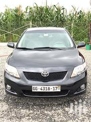 Toyota Corolla 2009 1.8 Advanced 2009 Black | Cars for sale in Greater Accra, Adenta Municipal