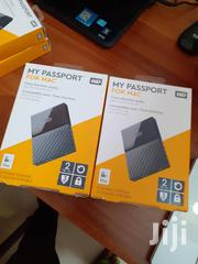 WD My Passport Portable Hard Drive Mac Only 2 Tb | Computer Hardware for sale in Greater Accra, Akweteyman