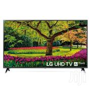 LG Ai Thinq 43-inch 4K Uhd Hdr Smart LED TV Satellite 43uk6200 | TV & DVD Equipment for sale in Greater Accra, Accra new Town