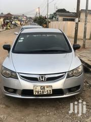Honda Civic 2006 1.8i-VTEC EXi Automatic Silver | Cars for sale in Greater Accra, Abossey Okai