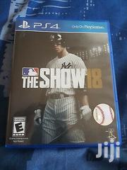 Mlb The Show 18 | Video Games for sale in Greater Accra, Dansoman