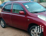 Nissan March 2007 Red | Cars for sale in Greater Accra, Accra Metropolitan