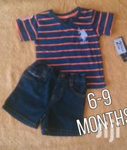 2 Pcs Set Baby Boy | Children's Clothing for sale in Greater Accra, Adenta Municipal