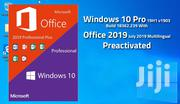 Windows 10 Pro 19H1 V1903 With Office 2019 | Software for sale in Greater Accra, Adenta Municipal