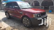 Land Rover Range Rover Sport 2006 HSE 4x4 (4.4L 8cyl 6A) Red | Cars for sale in Greater Accra, Achimota