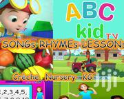 Kids Educational Video Package | Toys for sale in Greater Accra, Achimota