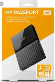 WD My Passport 1tb 3.0 USB Hard Drives | Computer Hardware for sale in Greater Accra, Asylum Down