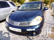 Nissan Versa 2009 1.8 SL Blue | Cars for sale in Greater Accra, Ga South Municipal