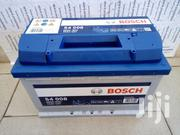 15 Plates Battery Bosch + Free Delivery | Vehicle Parts & Accessories for sale in Greater Accra, North Kaneshie