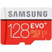 128GB Samsung Evo+ Memory Card   Accessories for Mobile Phones & Tablets for sale in Greater Accra, North Kaneshie
